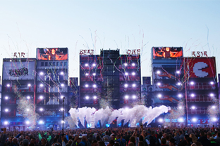 EHRGEIZ at Airbeat One