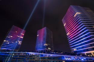 """Lichtdesigner Kari Kola setzt auf Ehrgeiz CHROMA für das """"Istanbul Light Festival"""""""