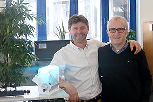 INNLED jetzt exklusiv in Deutschland bei der B&K Braun GmbH im Vertrieb