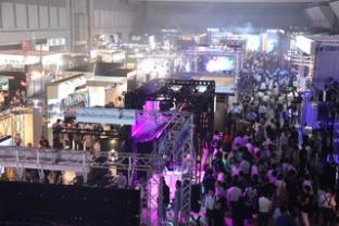 EHRGEIZ at Live Entertainment & Event Expo in Japan
