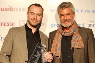 eventCON Steckersystem mit PiPa Award 2016 ausgezeichnet