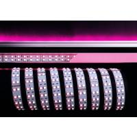LED Stripe 5050-2x30-24V-RGB+6000K-3m-IP20