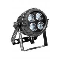 LED BabyBeam 4 IP67 4 x 15W Osram RGBW Angle 8° + Diffuseur 18° & 58°