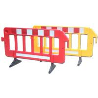 Barriere PE 2m orange