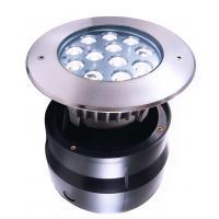 LED Bodeneinbauleuchte HP III 12x1W 4500K rund