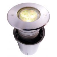 LED Bodeneinbauleuchte II rund 3x1W WW IP67