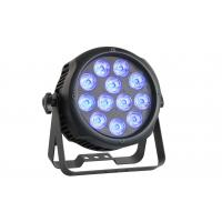 LED Typhoon PAR Indoor 12x10W RGBWA UV 6in1 Powercon in/out