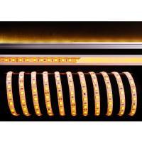 LED Stripe Amber 5m 24V IP33 300 LEDs