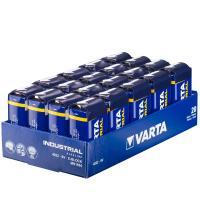Batterie 9V Block 4022 Industrial 20er Karton