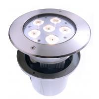 LED Bodeneinbaul. HP II 12W CW 30° IP67