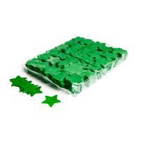 Slowfall confetti stars Ø 55mm - Dark Green