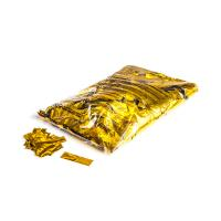 Metallic confetti rectangles 55x17mm - Gold