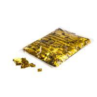 Metallic confetti squares 17x17mm - Gold