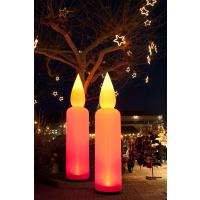 Cover Candle A1 red