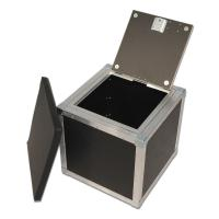 Casepix cube/seat 1x with turn-up lid