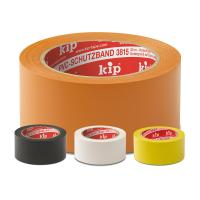 Gaffa PVC-Schutzband glatt gelb