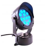 LED Power Spot 24V 18W RGB 30° IP65