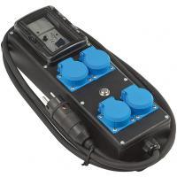 Stromverteiler PRCD-S 4xfach IP54