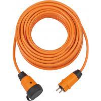 Verlängerungskabel IP44 10m orange