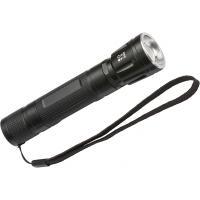LED Taschenlampe LuxPremium Akku Fokus TL 250AF