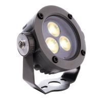 LED Power Spot WW 24V 3x2W IP65