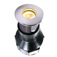 LED Bodeneinbauleuchte Easy Round I WW 2W 24V IP67