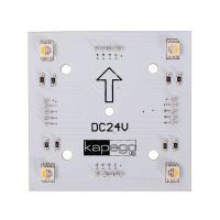 Modular Panel II 2x2 RGB + 3000K 1,8W