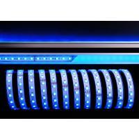 LED Stripe 5050-60-24V-RGB+3000K-5m-Silikon-IP67