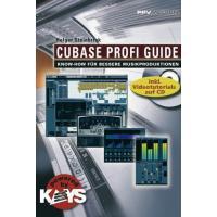 Buch Cubase Profi Guide