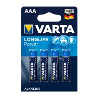 Batterie AAA Micro Alkaline LR03 (4Stk)