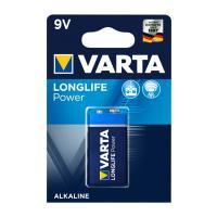 Batterie 9V Block Alkaline 6LR61