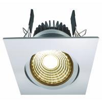 LED COB Downlight schwenkbar 8W WW weiß