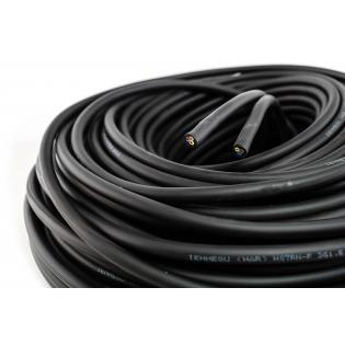 b k braun kabel h07rn f 5x2 5mm 100m der gro handel. Black Bedroom Furniture Sets. Home Design Ideas