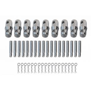 GLOBAL TRUSS Spacer 120mm male