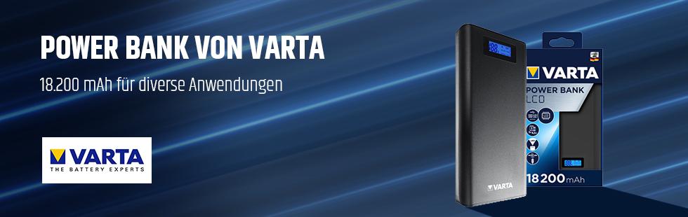 Headerbanner VARTA