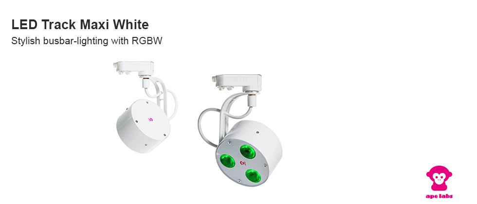LED Track maxi white