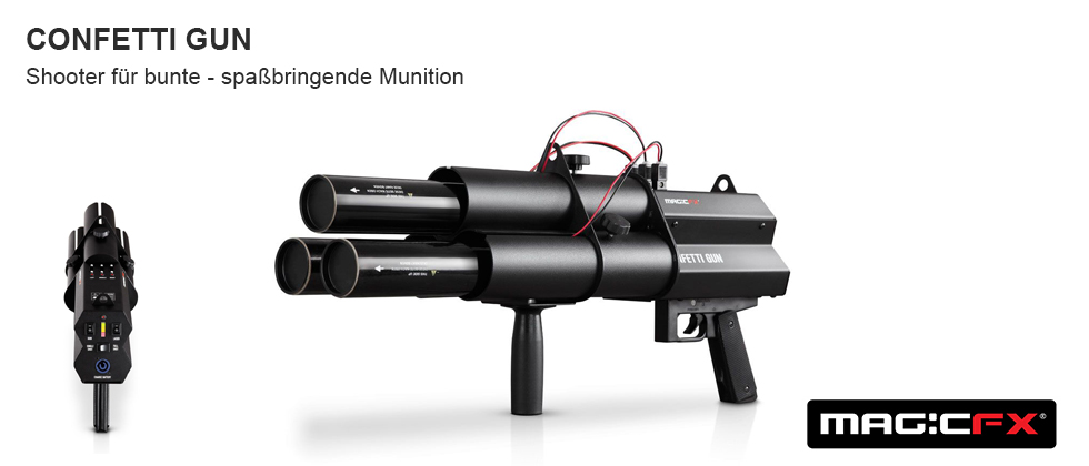 Confetti Gun