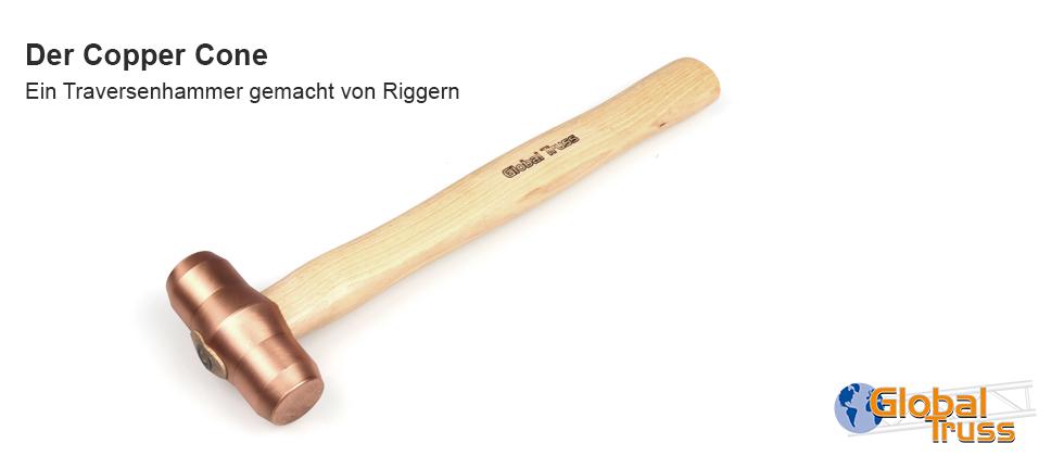 "Kupferhammer ""CopperCone"" 500g"