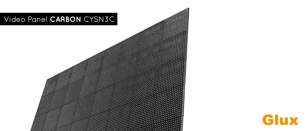 LED Video Panel Carbon CYsn3C