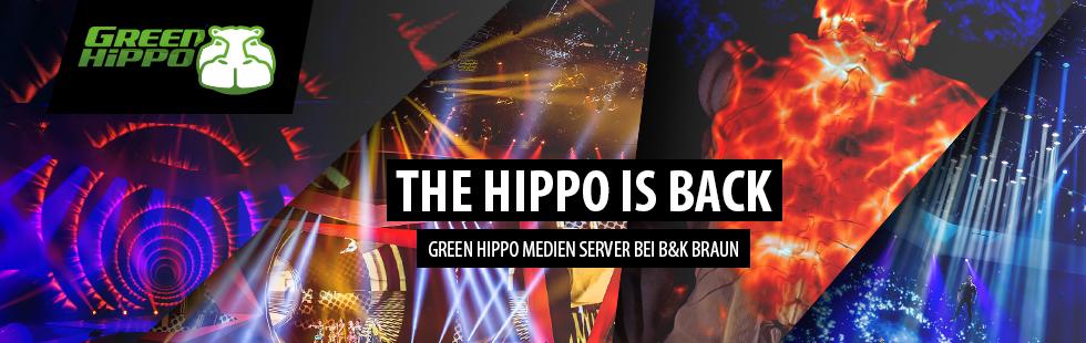 Headerbanner Green Hippo