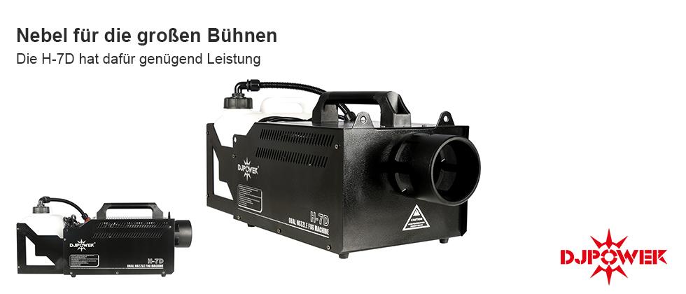 Nebelmaschine H-7D