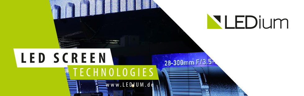 Headerbanner LEDium