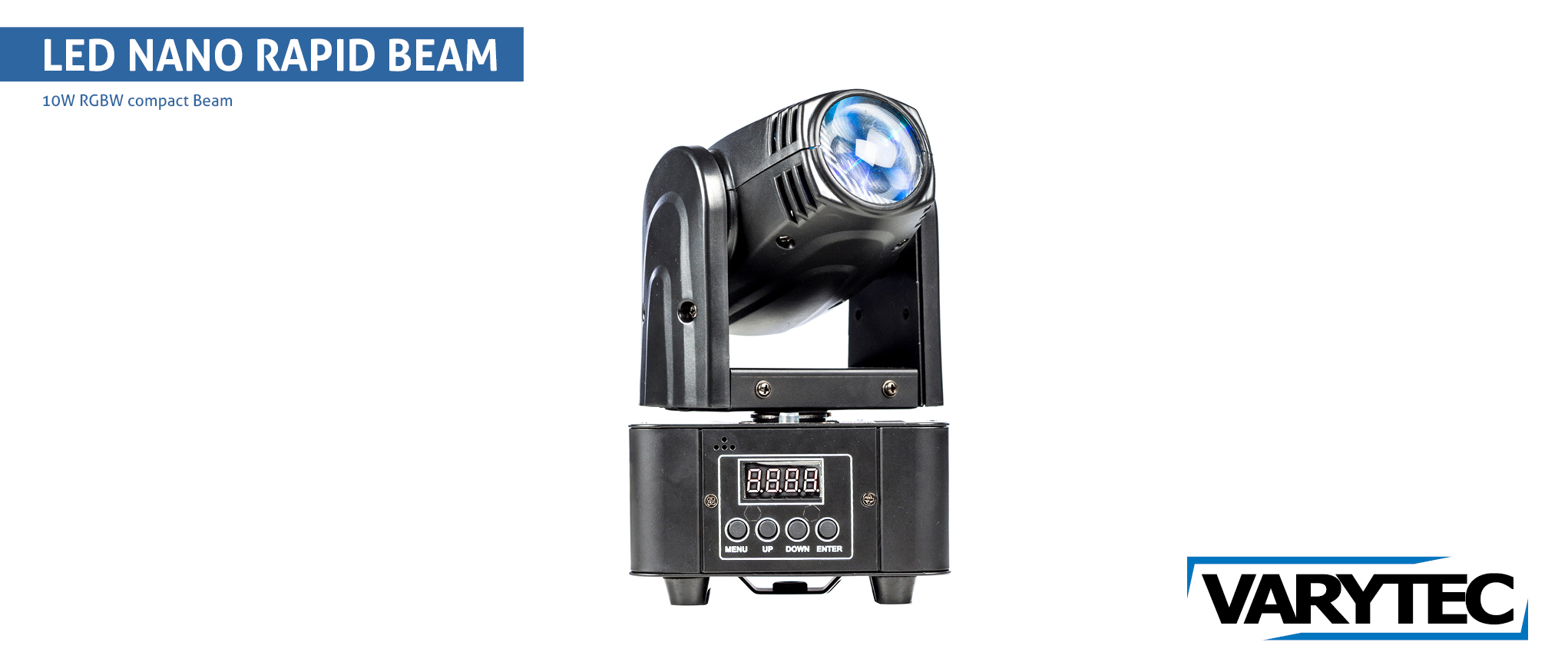 LED Nano Rapid Beam RGBW