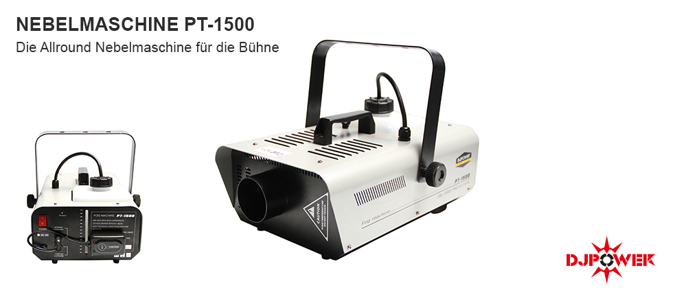 Nebelmaschine PT-1500