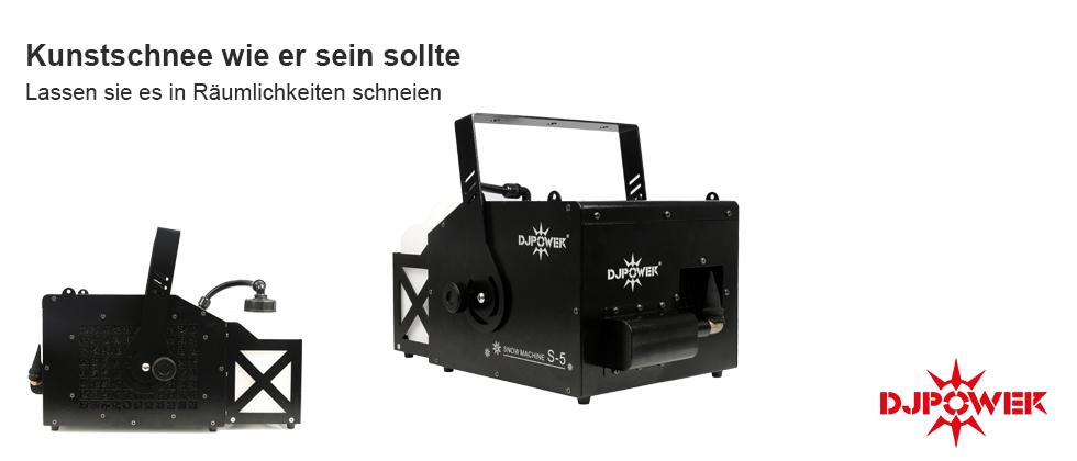 Schneemaschine S-5