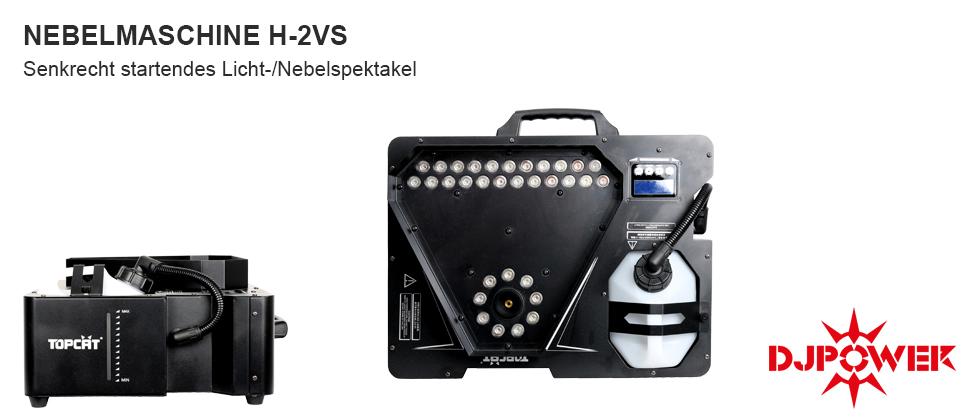 Nebelmaschine H-2VS